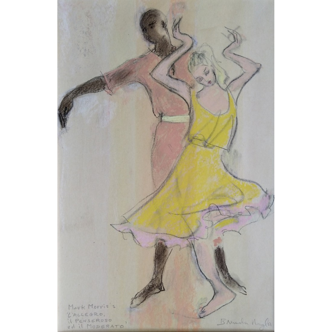 203 Mark Morris Dancer