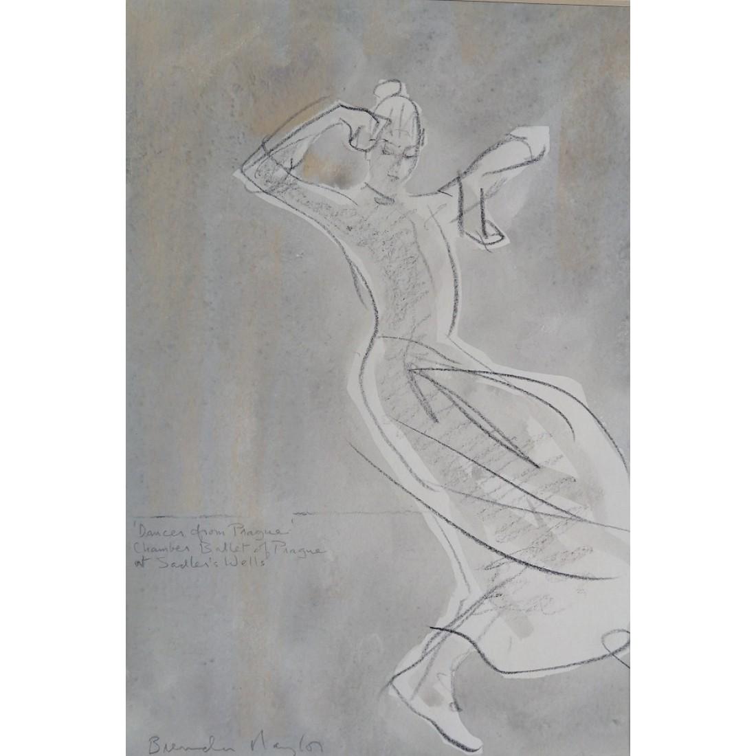 211 Dancer from Prague