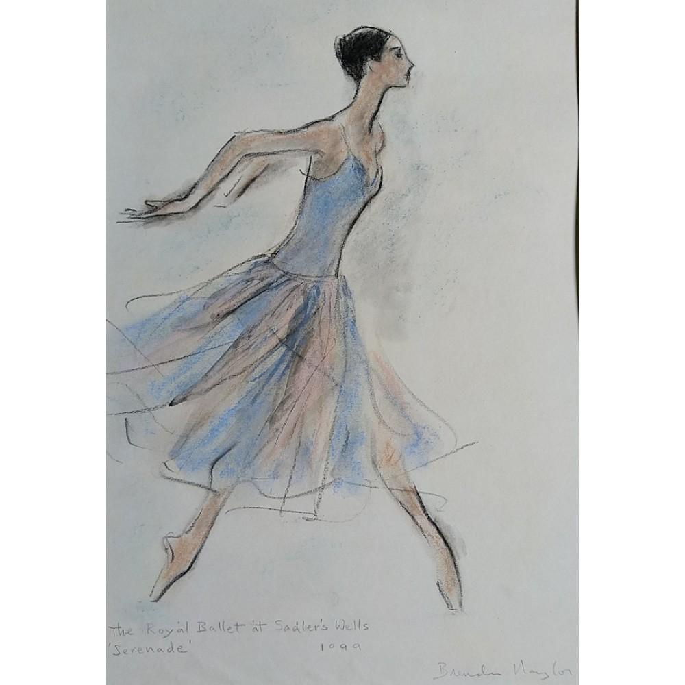 219 Royal Ballet 'Serenade'