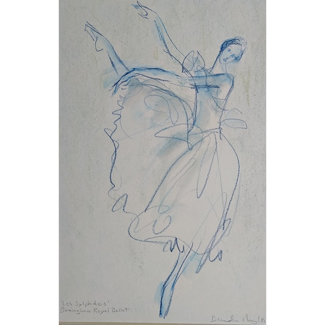 236 'Les Sylphides'